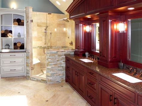 rich bathrooms rich masculine bathroom cabinets by graber