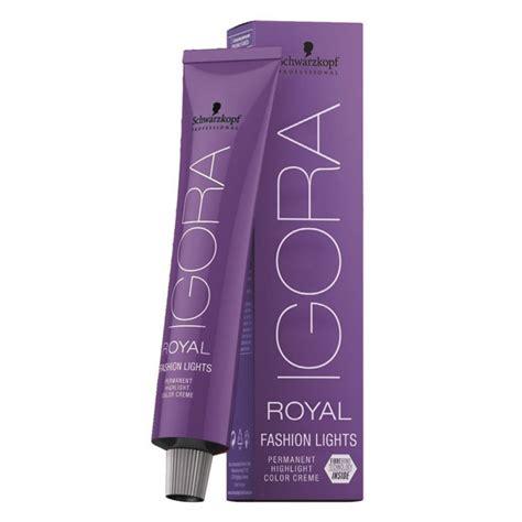 how to process igora royal igora royal 174 fashion lights 174 behindthechair com