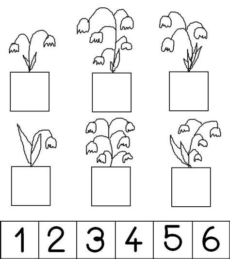 dia trasporto alimenti flower worksheets preschool the best worksheets image