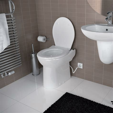 saniflo depot upflush toilets half bathroom sanicompact