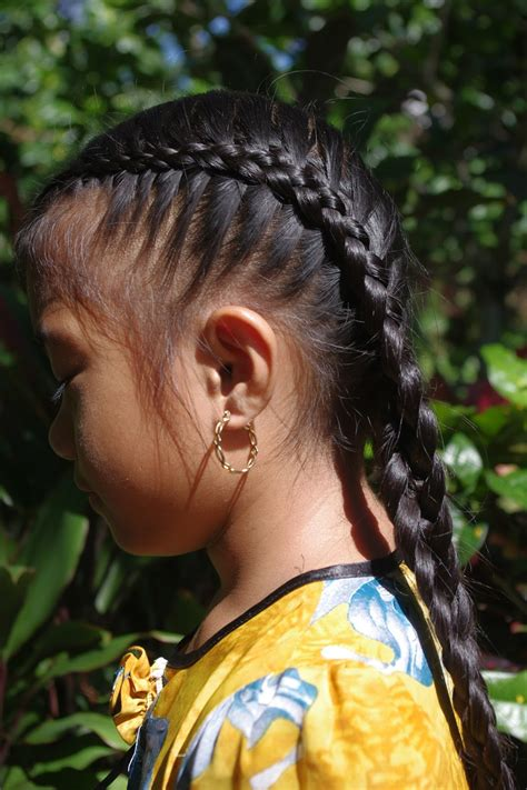 big french braids double french braid with weave www imgkid com the