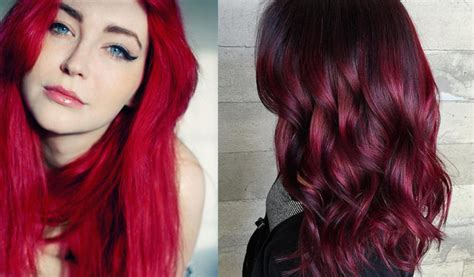 whats the trend for hair hair trends 2017 red hair shades cool haircuts