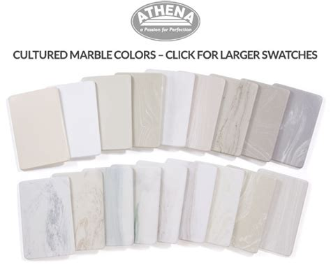 Cultured Marble Countertops Colors by Cultured Marble Our Most Versatile Surface Athena