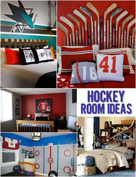 hockey themenzimmer cool hockey themed room ideas for home decor