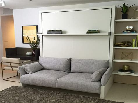 murphy bed over sofa space saving furniture italy murphy bed couch on murphy