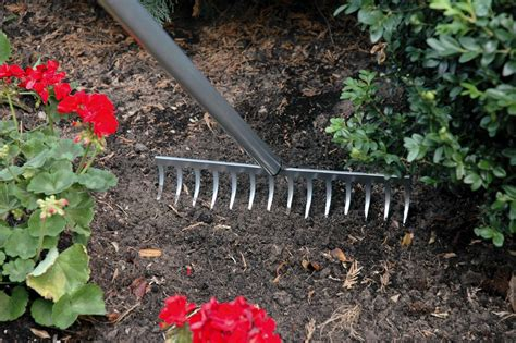 Landscape Soil Rake 10 Crucial Gardening Tools You Must For Your Garden