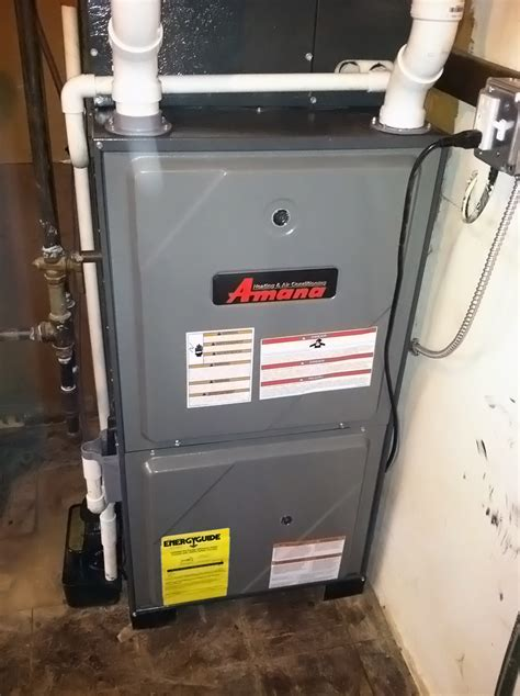 age of a trane furnace or age of an amana furnace or other amana hvac unit clinic