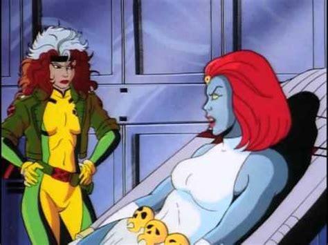 imagenes graciosas de xmen awful voice acting by mystique on x men youtube