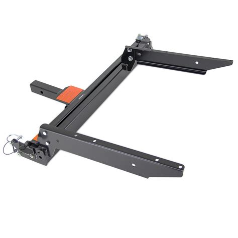rola swinging enclosed cargo carrier rola cargo carrier swinging arm assembly rola accessories