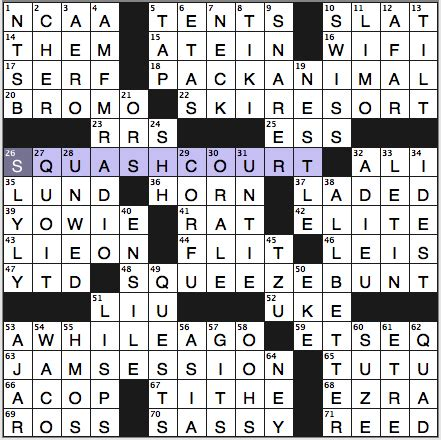 usa today crossword blog usa today crossword archive