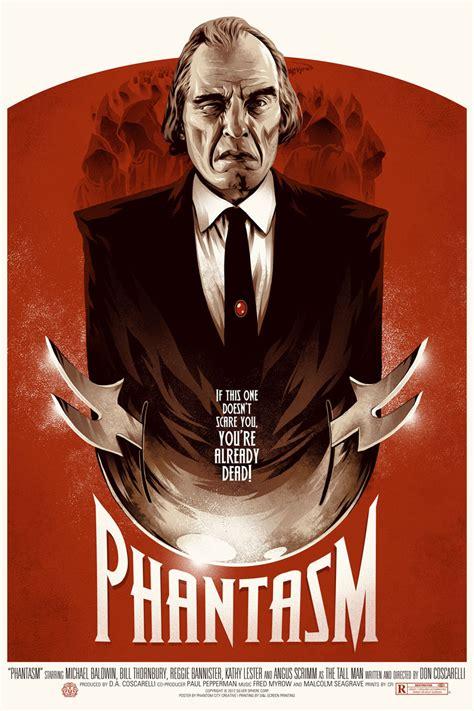 tall man phantasm inside the rock poster frame blog phantom city creative