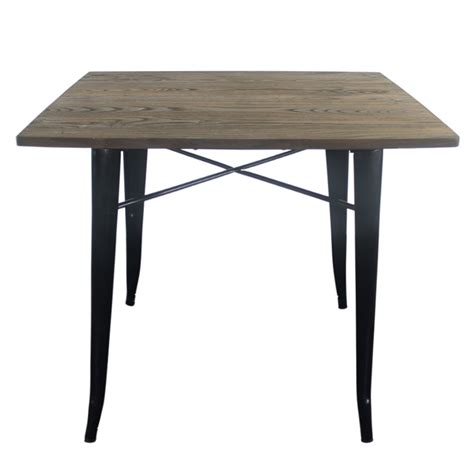 cafe dining table replica tolix dining table murray