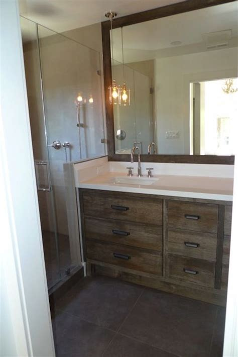 Rustic Bathroom Vanity Ideas by Best 25 Rustic Bathroom Designs Ideas On