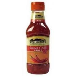 wellingtons sweet chili sauce 375g