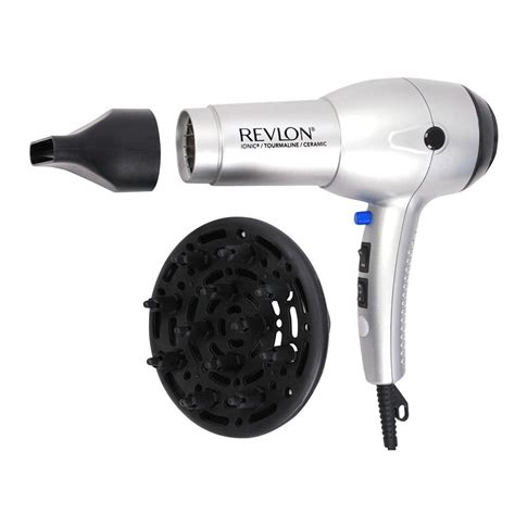Hair Dryer 1000 Watt revlon 1875 watt ionic hair dryer rv544n6 the home depot