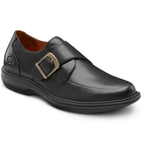 dr comfort leader s therapeutic depth dress shoe