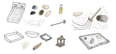 how to make a zen rock garden how to make a miniature meditative zen garden for your