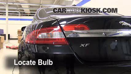 jaguar xf light replacement rear turn signal replacement jaguar xf 2009 2015 2009