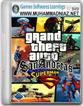gta san andreas game mod installer free download gta san andreas superman mod free download highly compressed