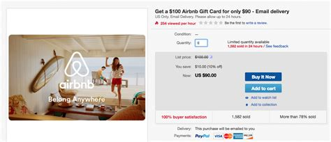 airbnb debit card save 10 off with airbnb gift cards points with a crew