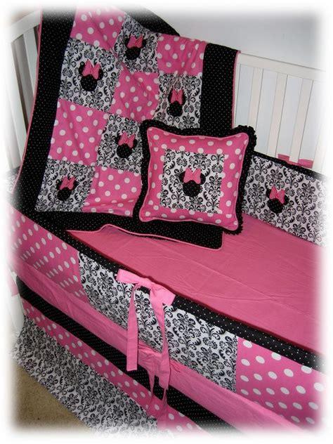 25 Best Ideas About Minnie Mouse Crib Set On Pinterest Minnie Mouse Infant Bedding Set