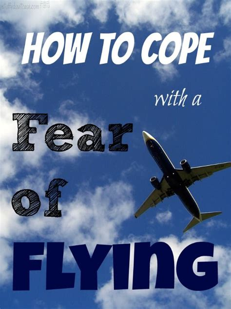 6 Ways To Conquer Your Fear Of Flying by Fear Of Flying How I Cope Volunteers Facts And Travel