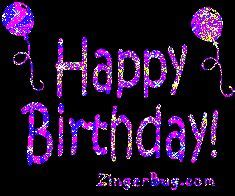 Glitter Happy Birthday Wishes 1000 Images About Birthday Wishes 2 On Pinterest Happy