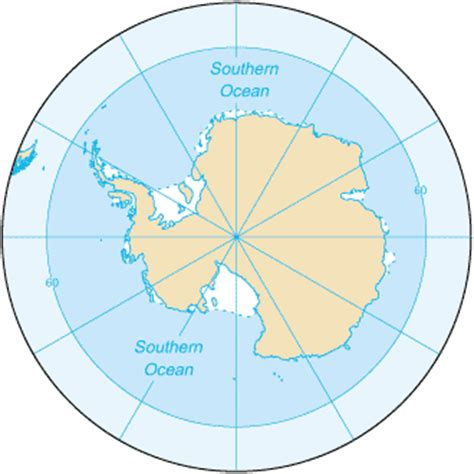 cia world fact book southern ocean wikisource
