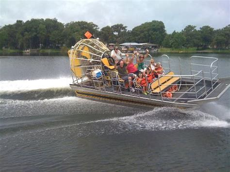 airboat speed new location jerry s gator lagoon picture of bj s