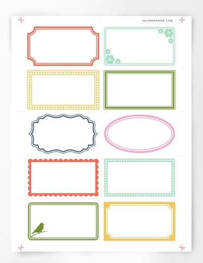 bathroom design templates free printable labels for organizing