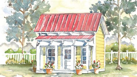 dog trot house plans southern living house plan 1953 is going to the dogs southern living