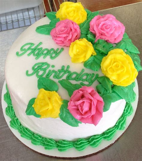 sample birthday cakes
