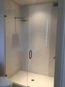 framless shower doors comparing frameless shower door options the glass shoppe