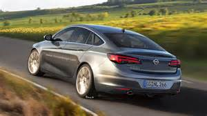 Opel Us Let S 2017 Opel Insignia Will Look Like This