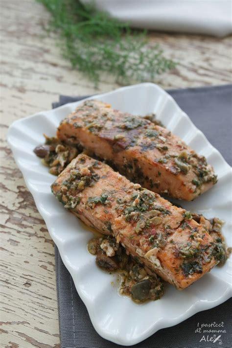 come cucinare il salmone in padella salmone in padella i pasticci di mamma alex