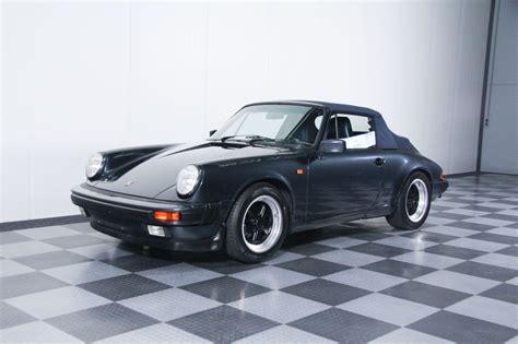 porsche garage garage sold carsporsche porsche 911 3 2