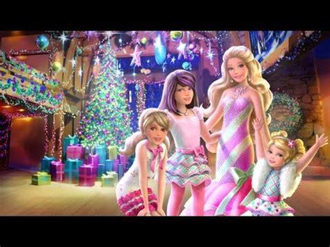 film natal 2015 youtube barbie em um natal perfeito trailer br dublado hd