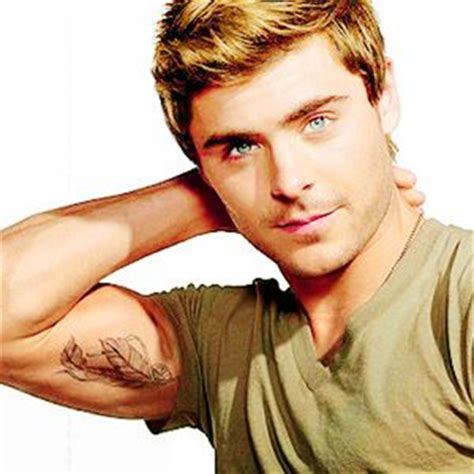 zac efron tattoo feathers zac efron and search on