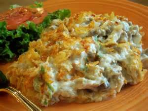 leftover turkey or chicken casserole recipe food com