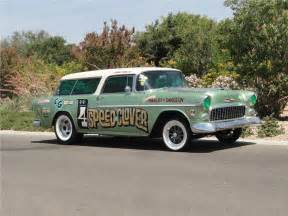 1955 Chevrolet Gasser 1955 Chevrolet Nomad Gasser 174579
