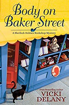 on baker sherlock bookshop 2 cozy