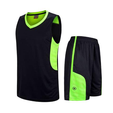 desain jersey basket 2015 2018 new men basketball jerseys clothes jersey sets shirts