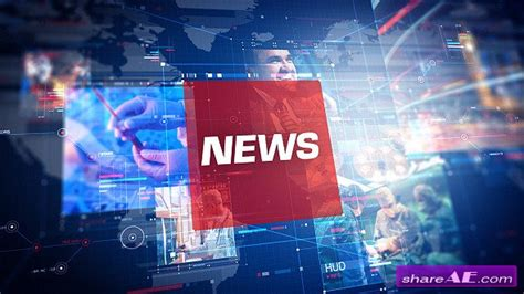 news template after effects videohive news pro after effects project 187 free after