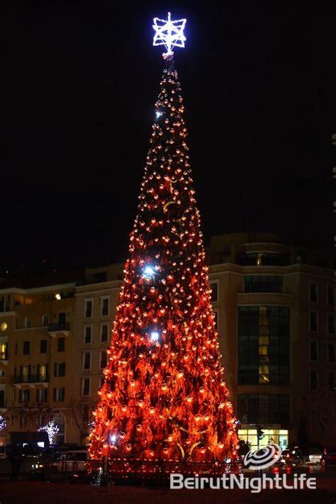downtown tree beirut downtown tree bnl
