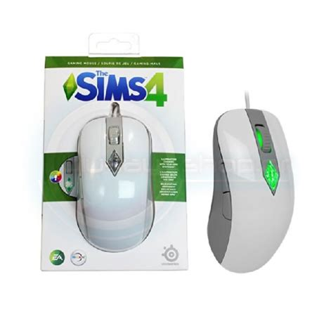Mouse Sims 4 Steelseries steelseries the sims 4 gaming mouse 62281