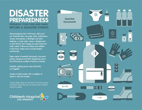 tuning in to safety preparing your mind for the safety message books preparing your family for a disaster chla