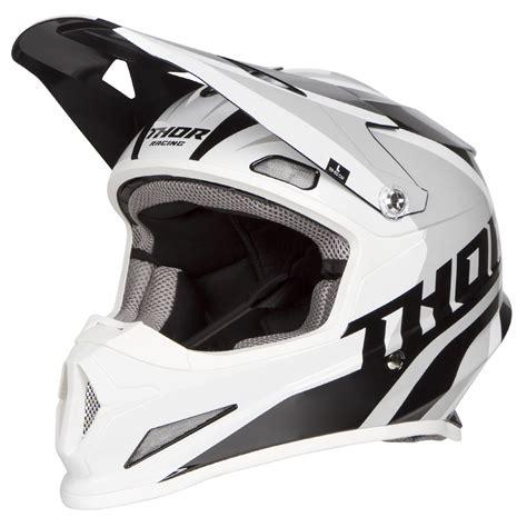 thor helmet motocross thor helmet sector ricochet white grey 2019 maciag offroad