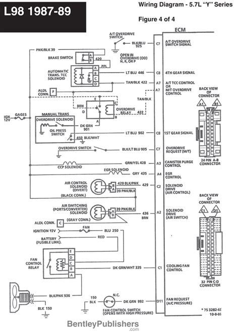 1987 corvette engine diagram 28 wiring diagram images