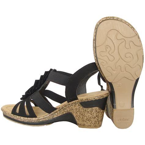 black wedge sandals dressy black wedge sandals