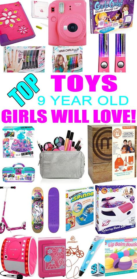 what to buy your 9 year old girl for christmas best toys for 9 year top birthday ideas gifts gifts